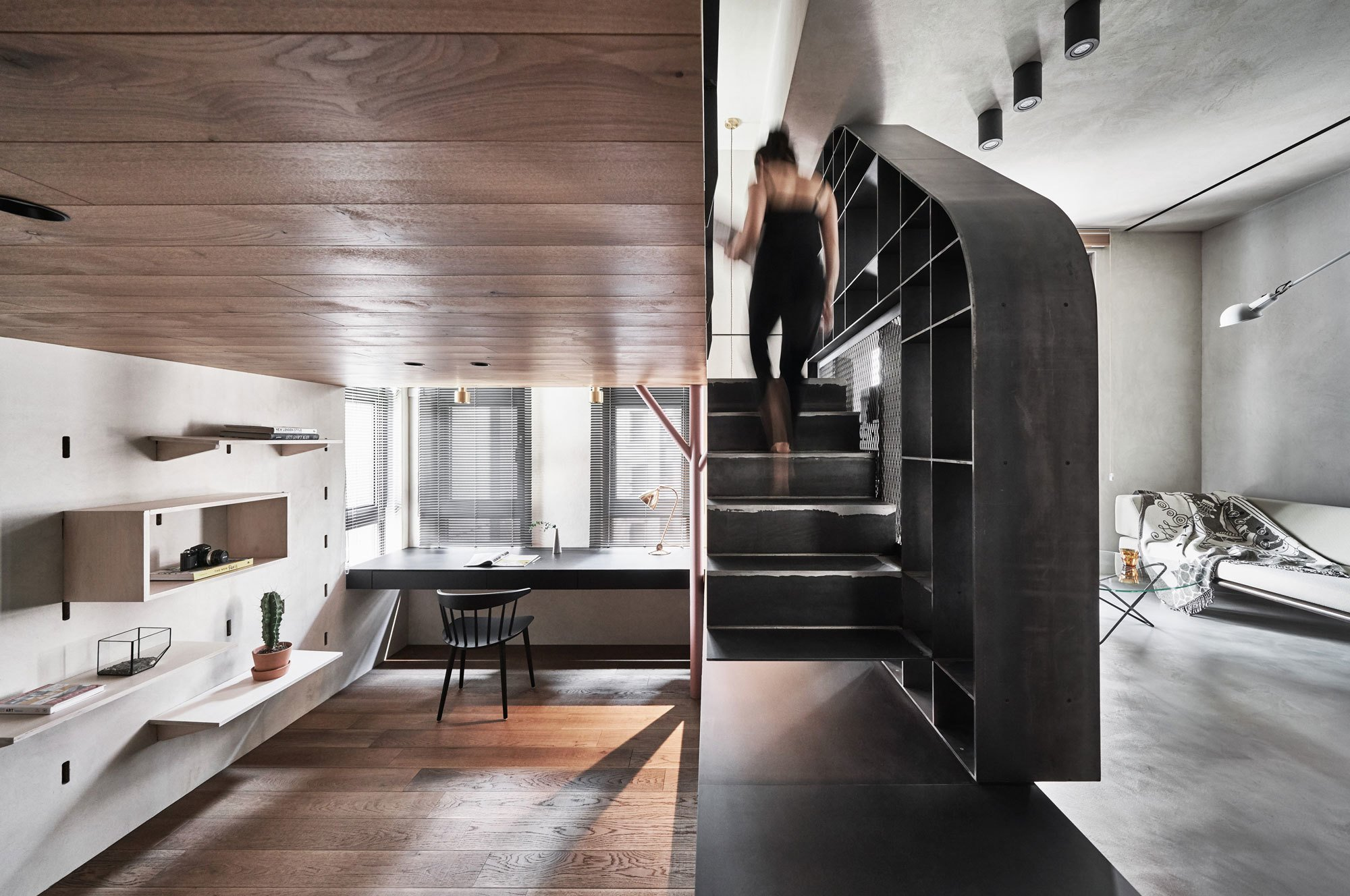 Apartment X, Taipei, KC Design Studio, 2019, Foto: Hey! Cheese