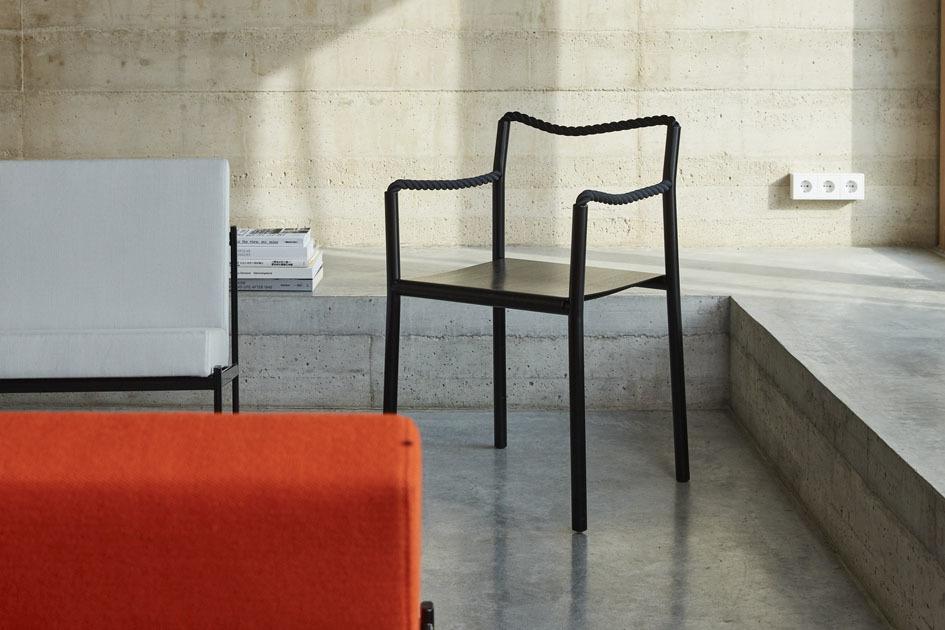 Rope Chair von Ronan & Erwan Bouroullec für Artek. Foto: Artek
