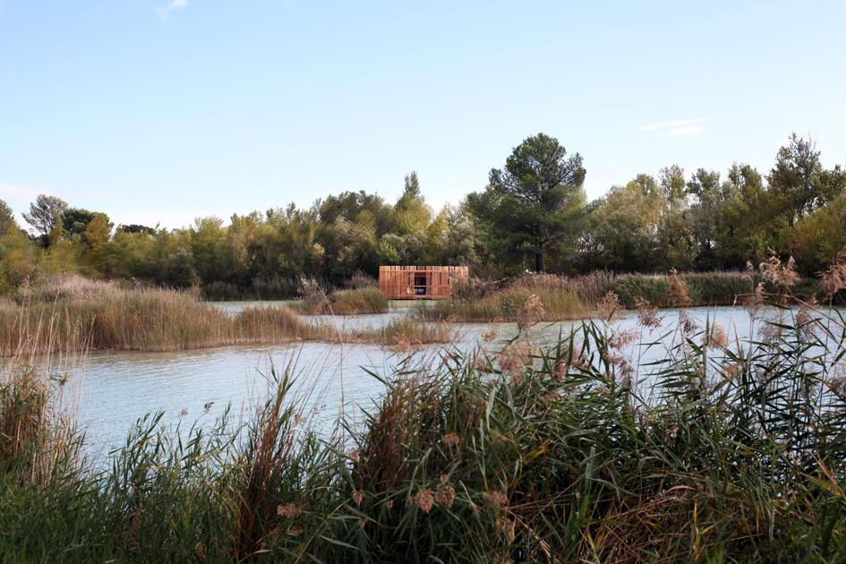 Eco-Domain GCPvon Marco Lavit / Atelier Lavit in Avignon, Frankreich. Foto: Atelier Lavit