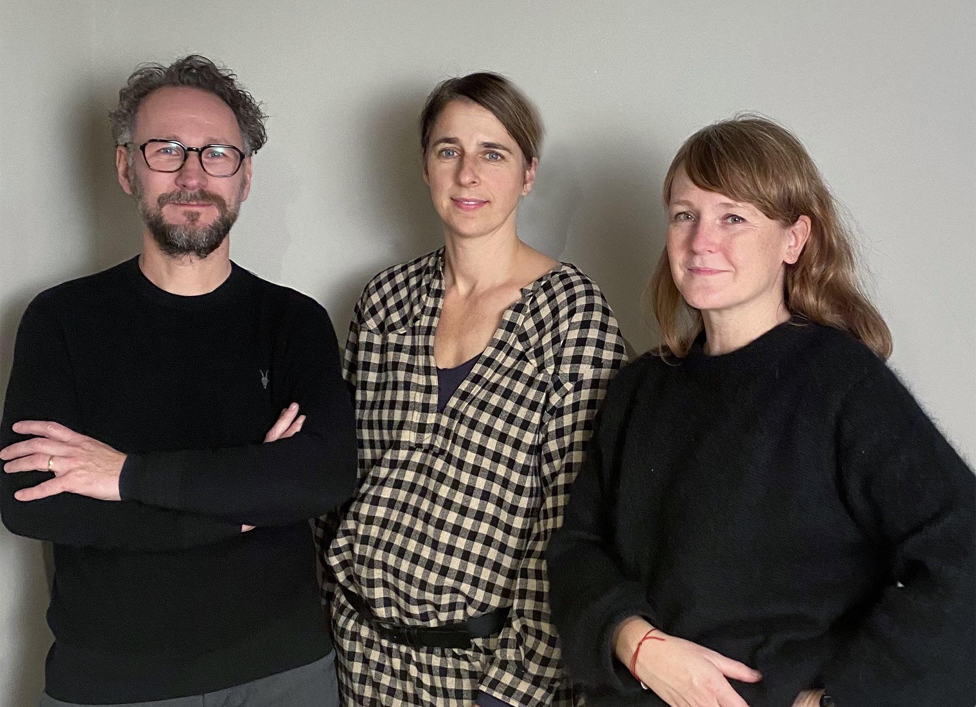 Das Team von Atelier Raumfragen.