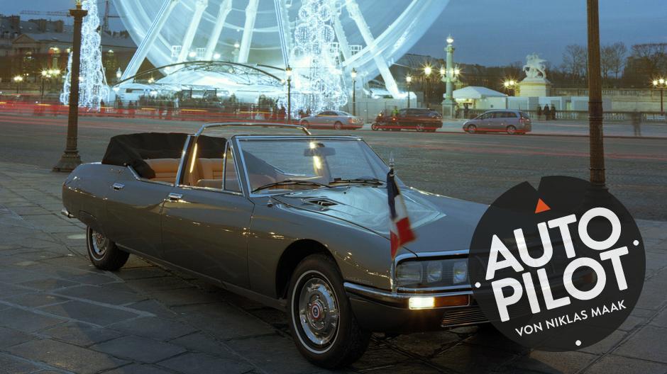 Der Asterix des Automobildesigns: Niklas Maak erinnert an das vergessene Genie hinter den Staatskarossen französischer Präsidenten.