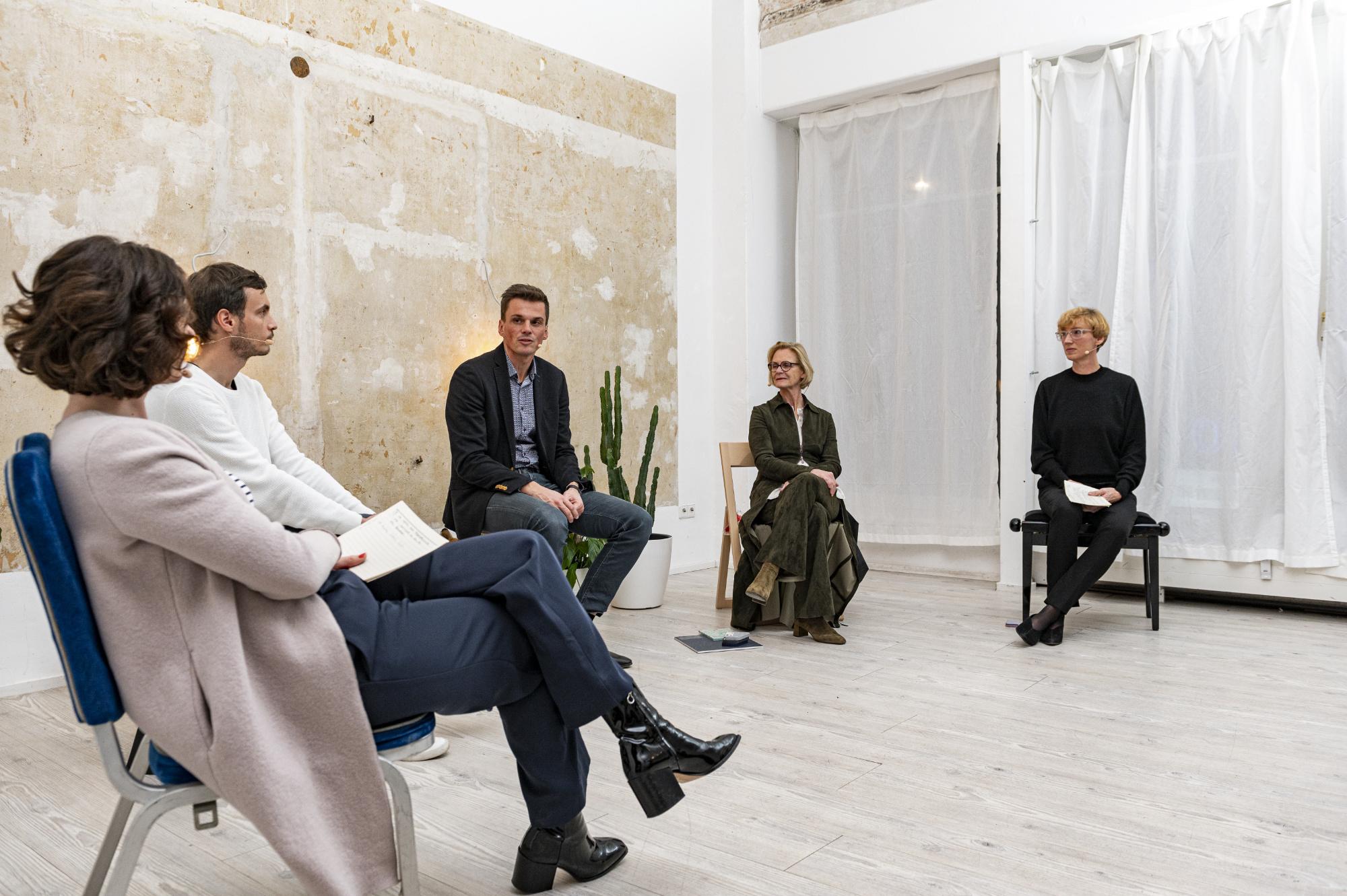Talk am Abend: Nachhaltige Interiors - Inzwischen selbstverständlich?