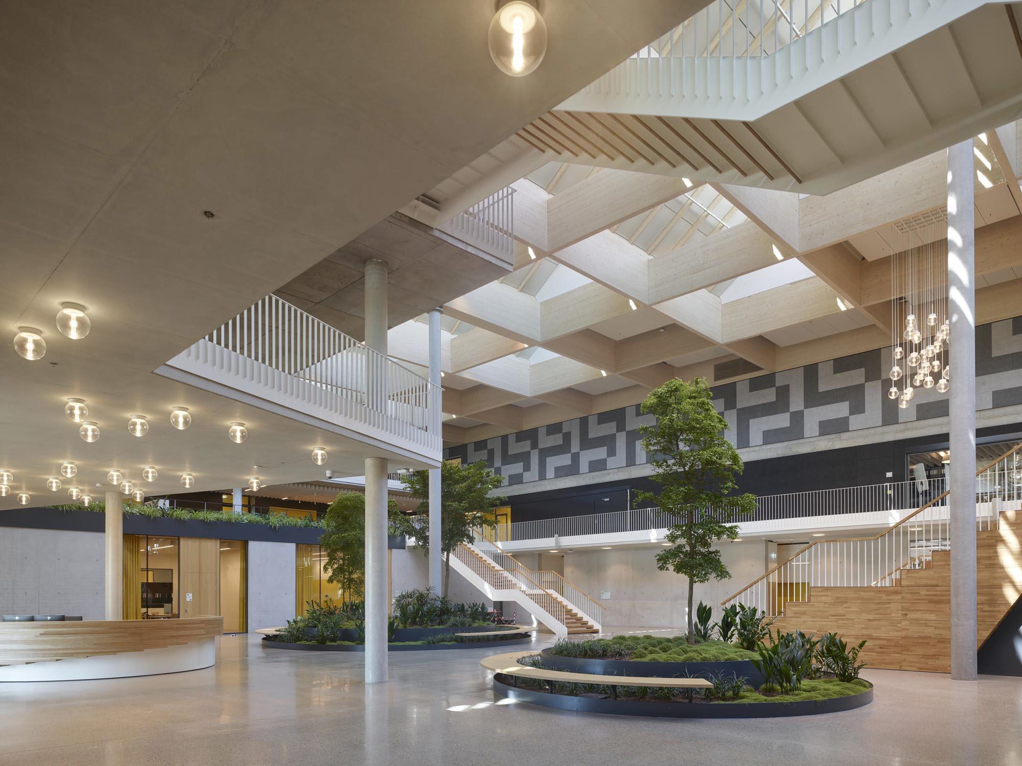 1. Preis Best Workspaces 2021: Promega, Walldorf, haascookzemmrich STUDIO2050, Foto: Roland Halbe
