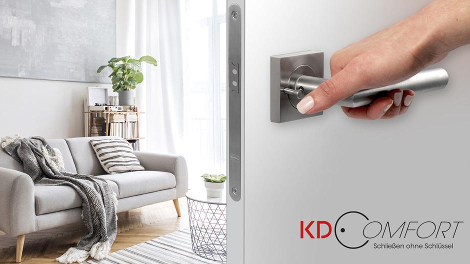 KD Comfort – Schließen ohne Schlüssel