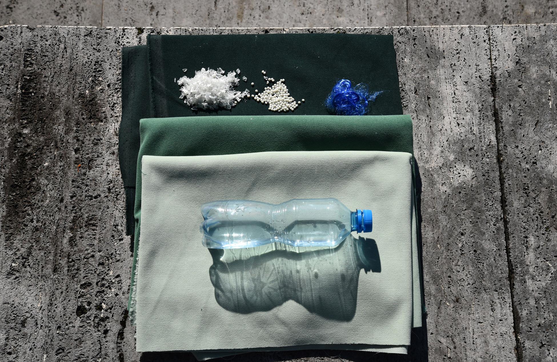 Eine neue Generation von Recycling-Geweben: Der Indoor-Outdoor-Velours BENU Talent FR