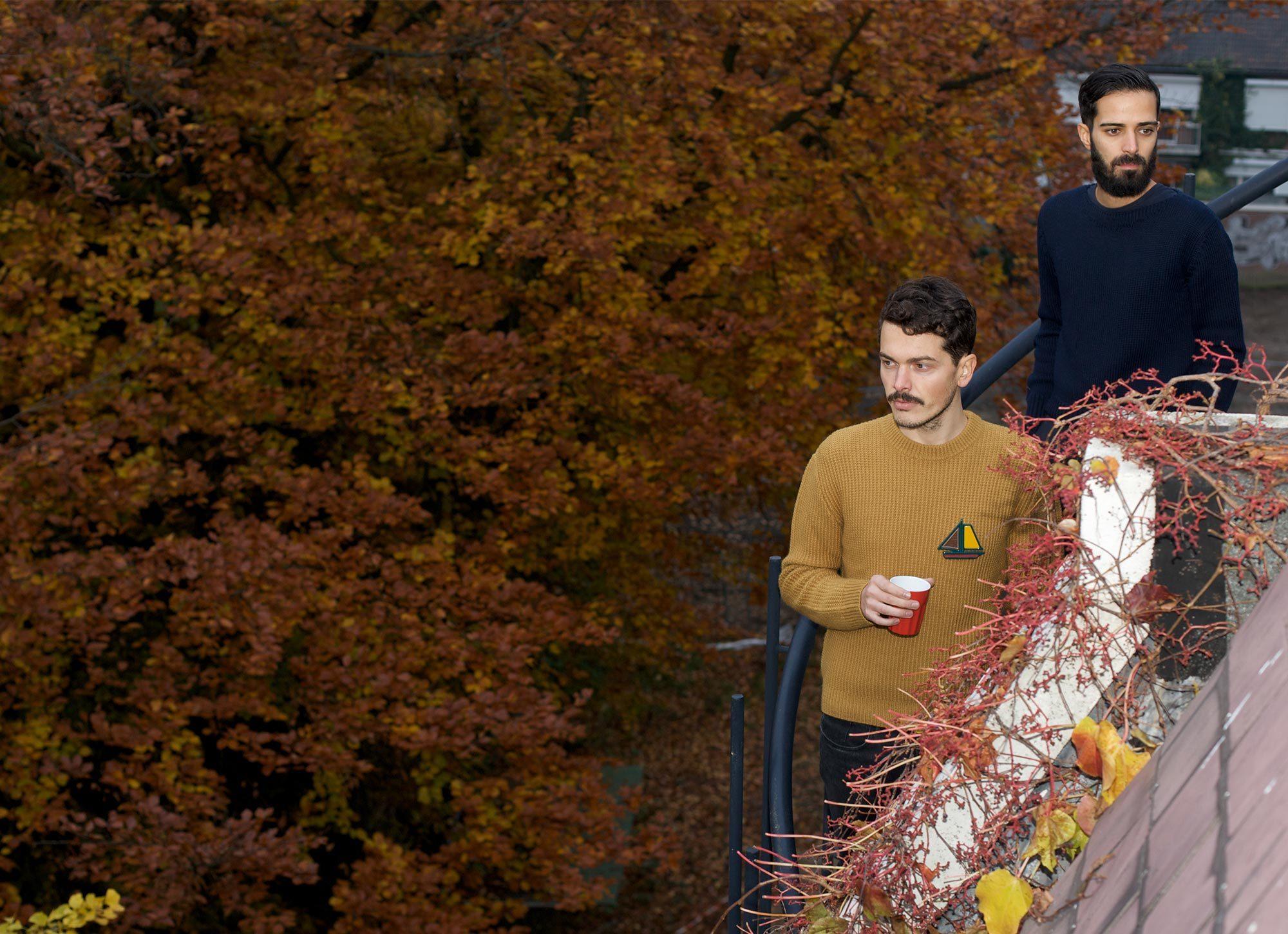 Designerduo Andrea Trimarchi and Simone Farresin sind Formafantasma. Foto: Bitossi