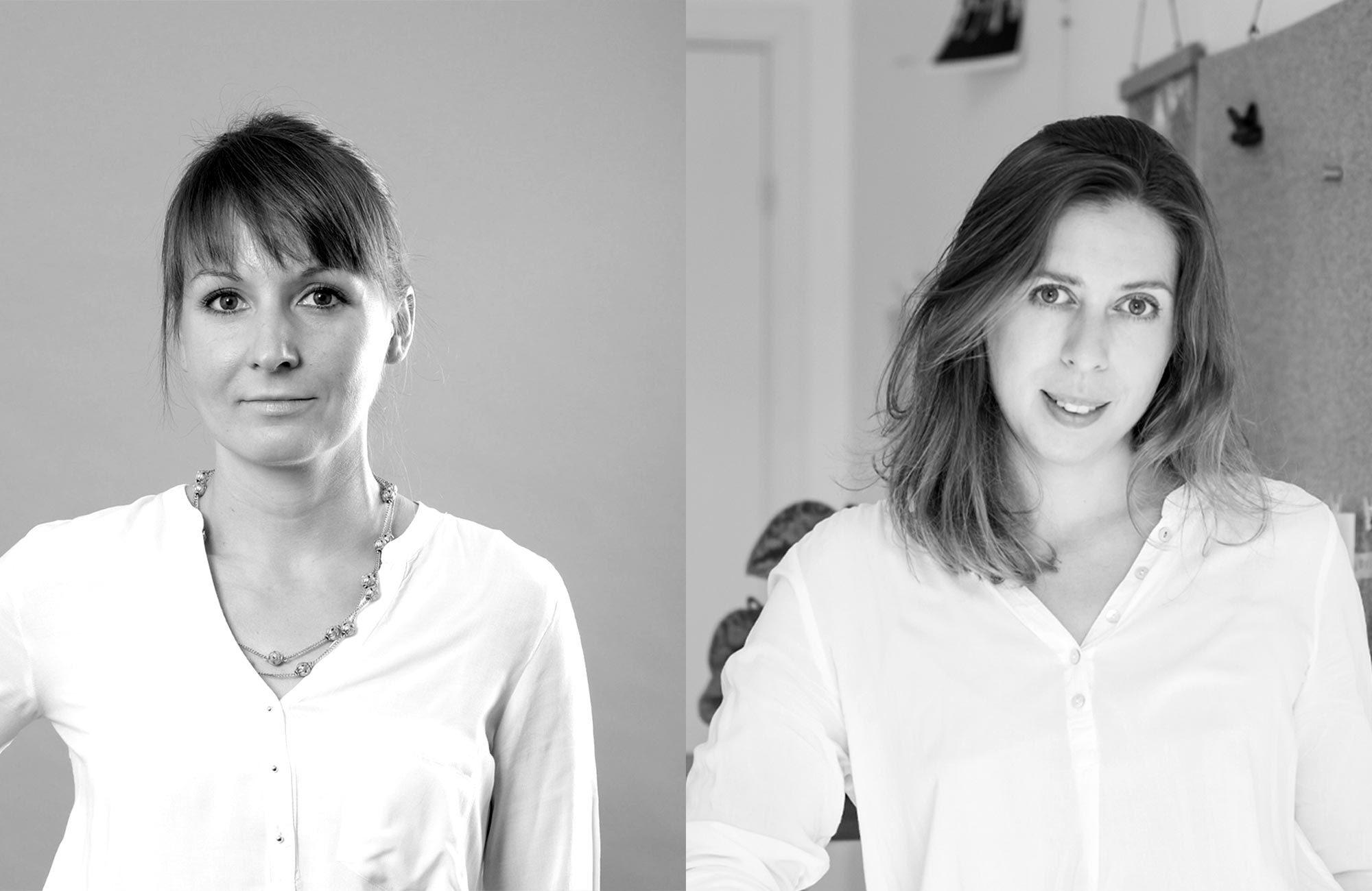 Links: Ursula Kaiser (Foto: privat), rechts Regina Bitterlich (Foto: Marie Hidvi)