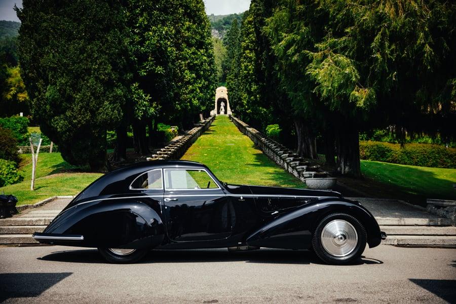 Alfa Romeo 8C 2900B aus dem Jahr 1937.Foto: Pietro Bianchi / BMW Group Classic