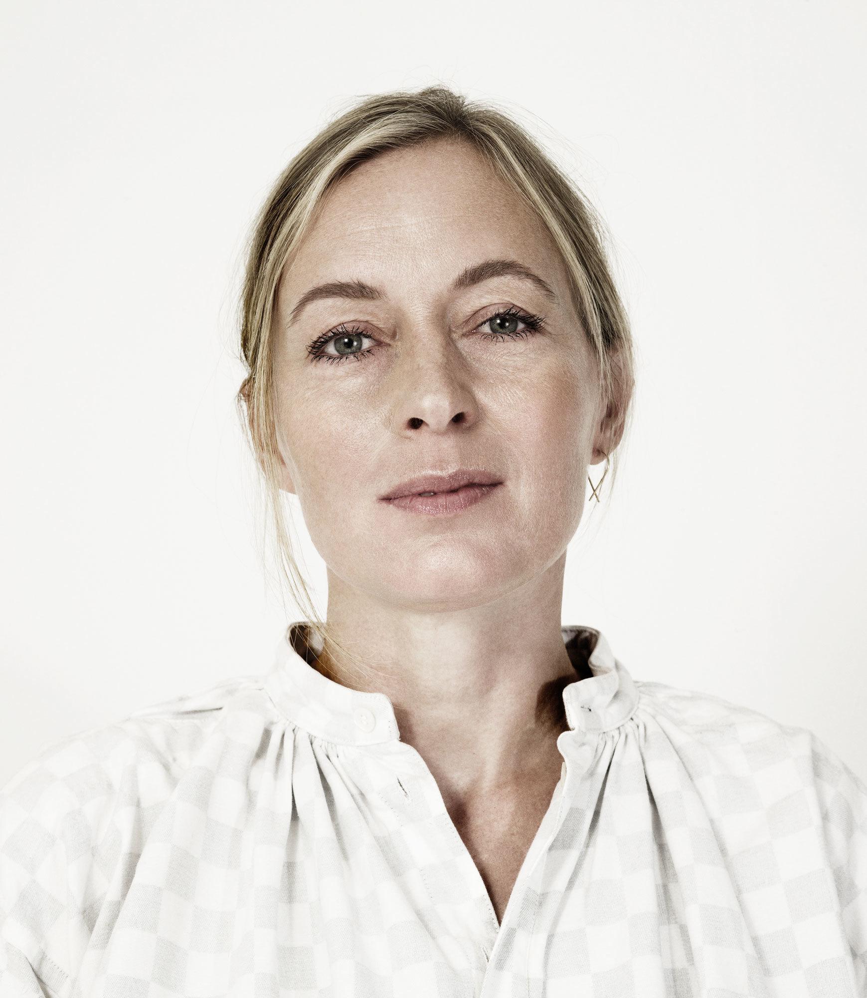 Cecilie Manz heute, Foto: Casper Sejersen
