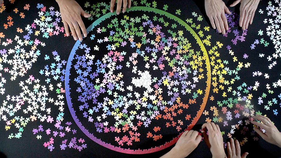 Clemens Habicht's Colour Puzzle