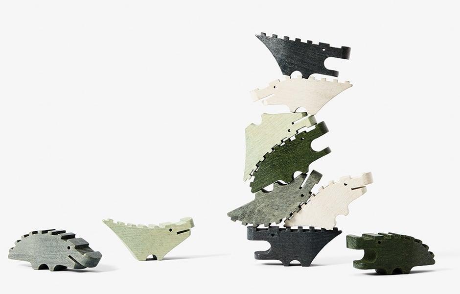 Areaware - Croc Pile