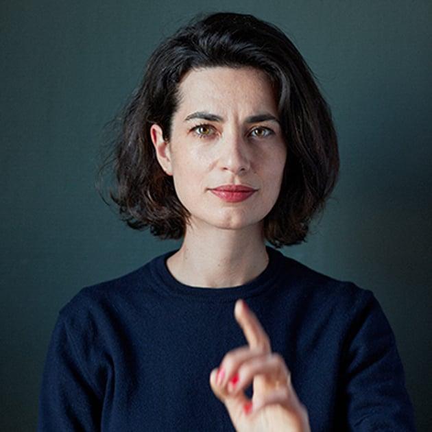 Pauline Deltour, Foto: Cyrill Matter