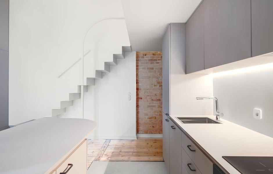 Micro Apartment Schöneberg, Berlin, Foto: Ringo Paulusch