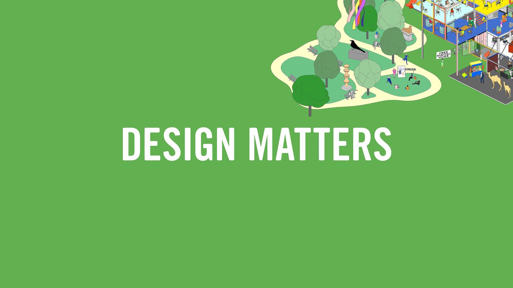 Wie haben Krisen das Design beeinflusst?