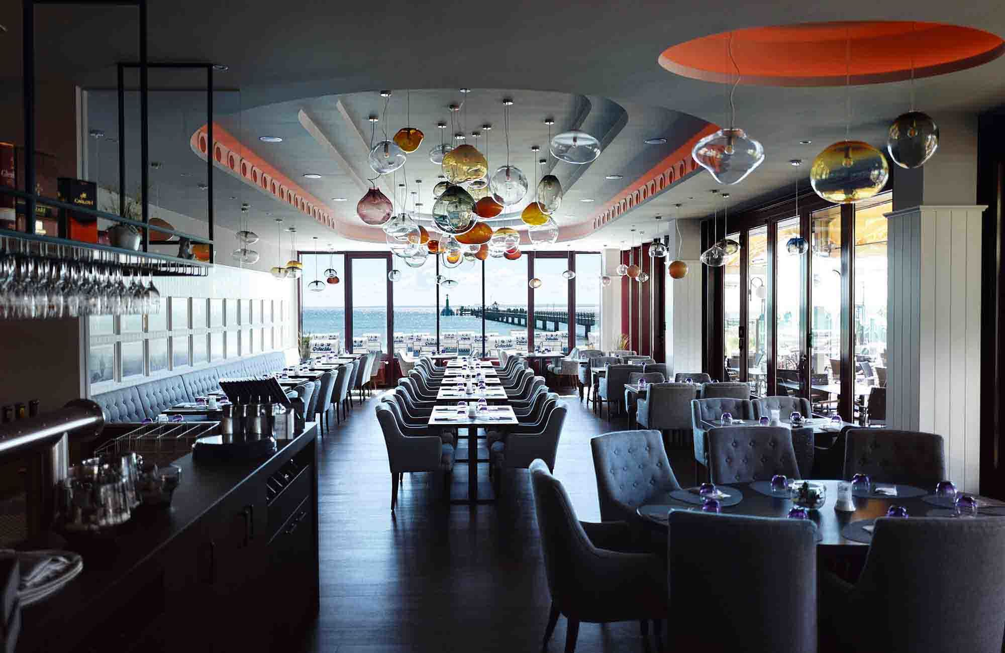 "Projekt Restaurant & Bar ""Seaside"", Foto: Esther Gummig"