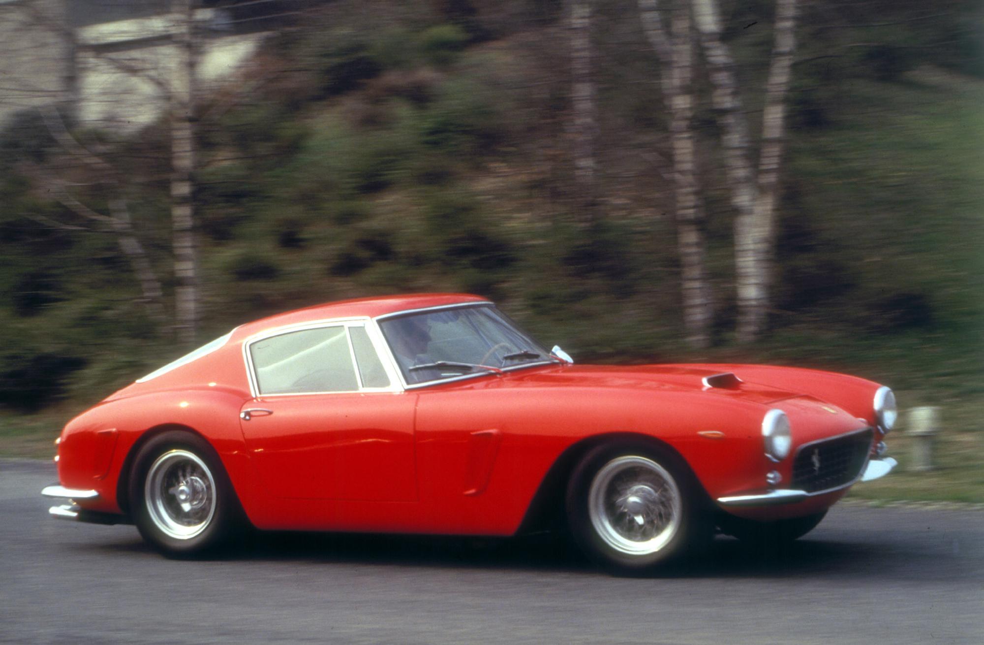 Ferrari 250 GT Berlinetta (Short Wheel Base) PF 840a, 1961.Foto: Pininfarina