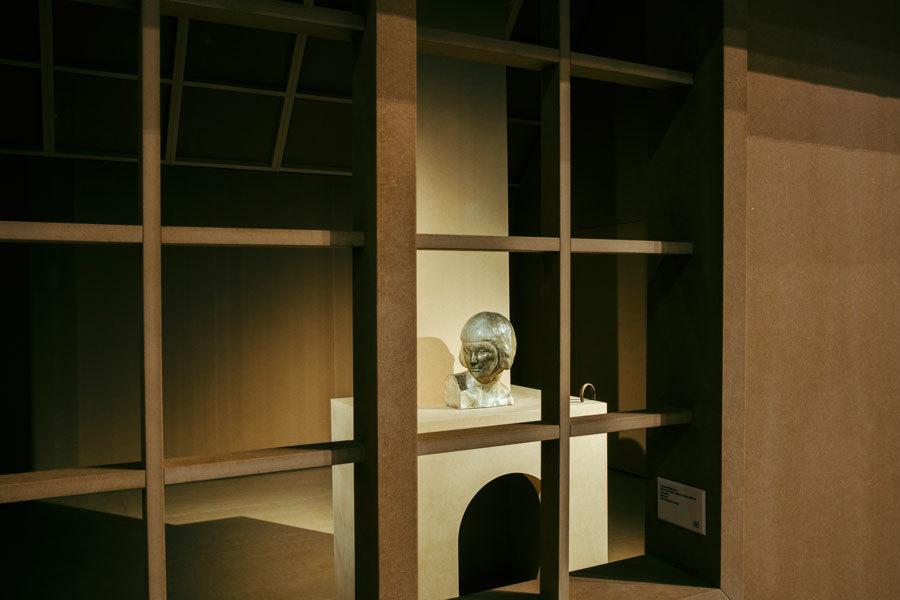 Machines à penser, Fondazione Prada. Foto: Mattia Balsamini, Courtesy Fondazione Prada