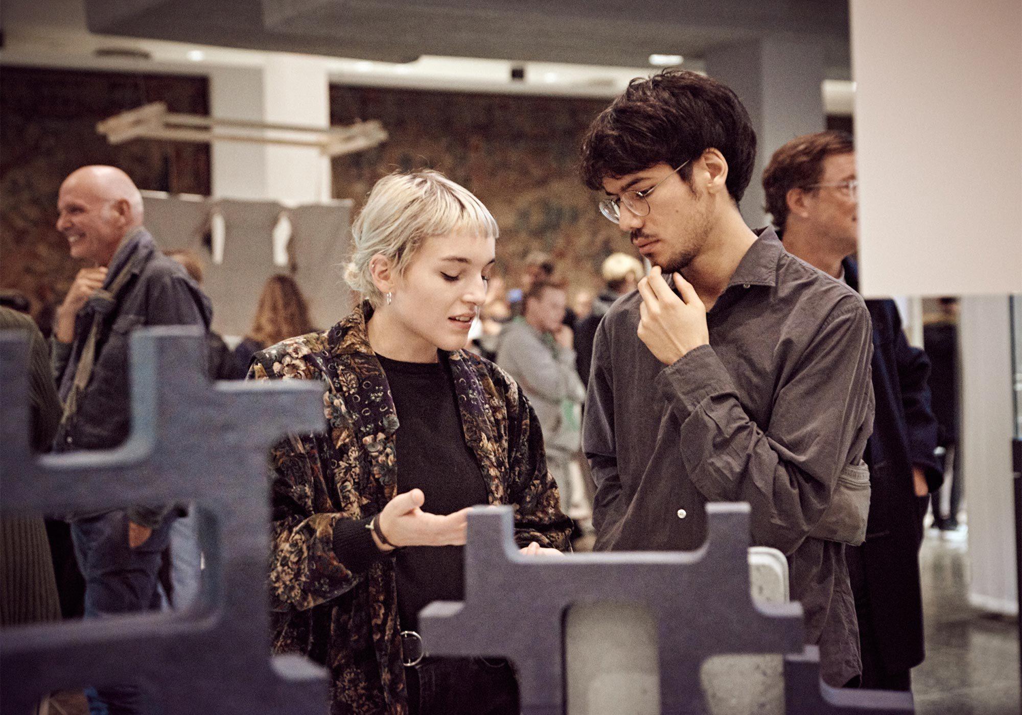 Ausstellungseröffnung German Design Graduates im Kunstgewerbemuseum Berlin, 2019