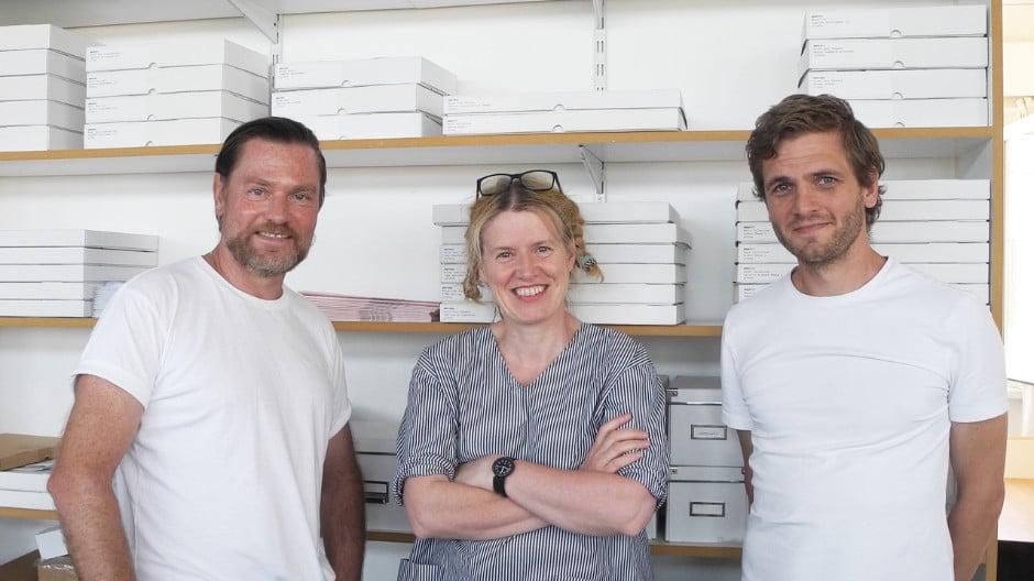 Initiatoren sind die Designer und Hochschulprofessoren Hermann August Weizenegger, Ineke Hans und Mark Braun.