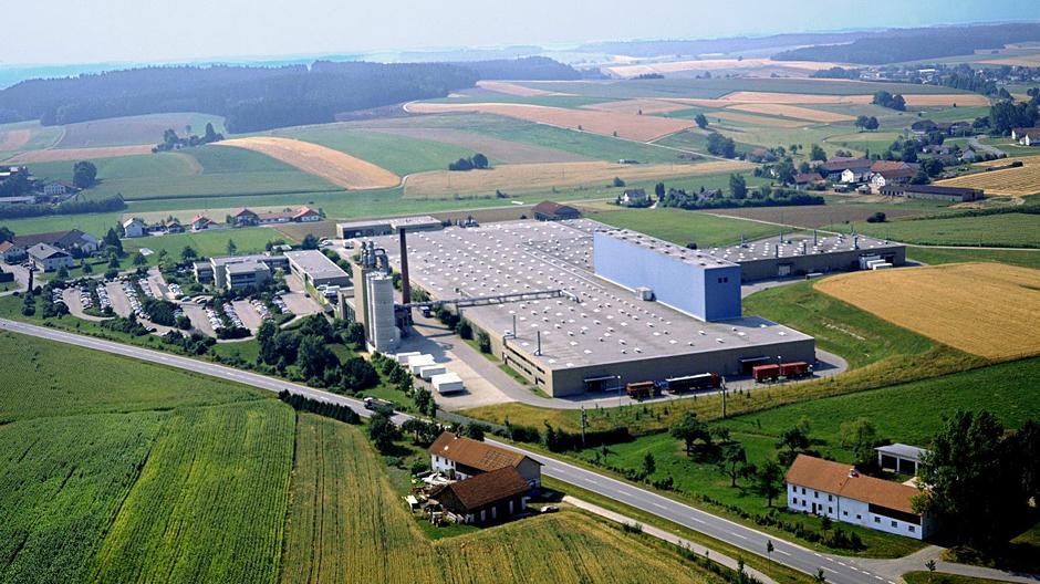 Made in Germany: Fabrik im bayerischen Aich