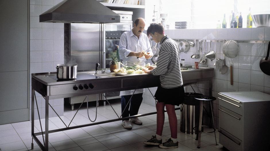 Designikone: Küchenwerkbank aus den Achtzigern