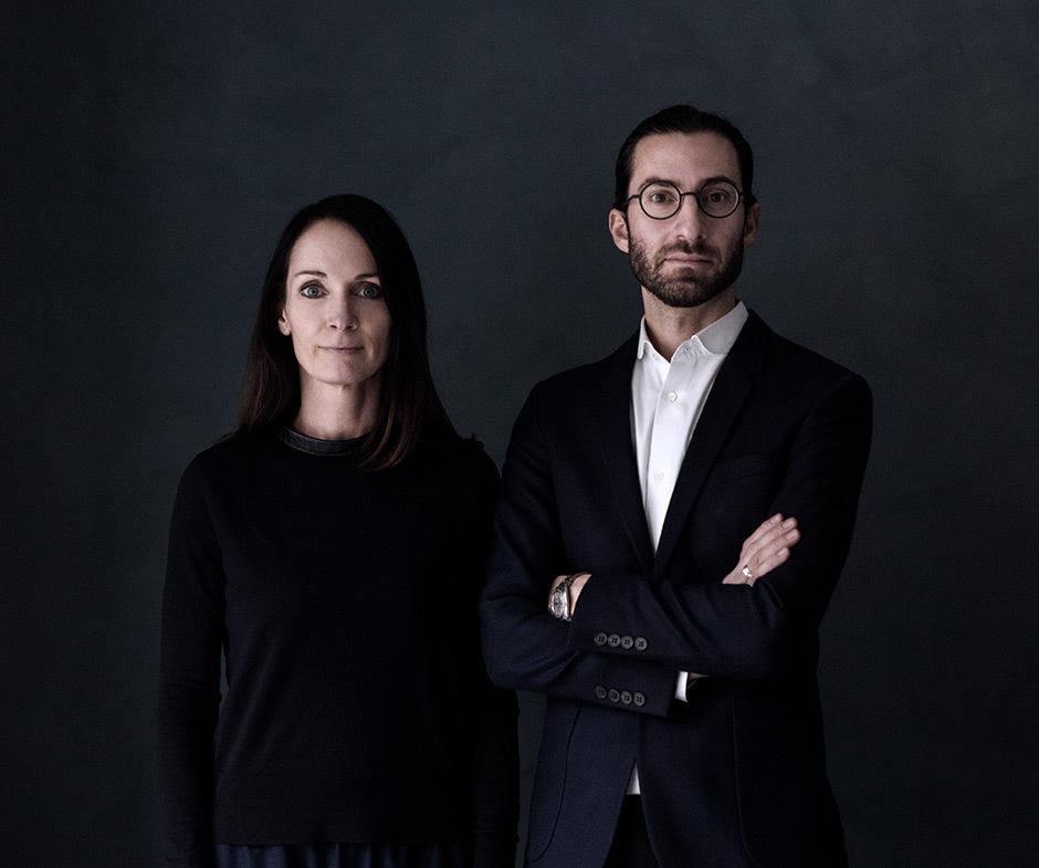 Stine Gam und Enrico Fratesi, Foto: Heidi Lerkenfeldt