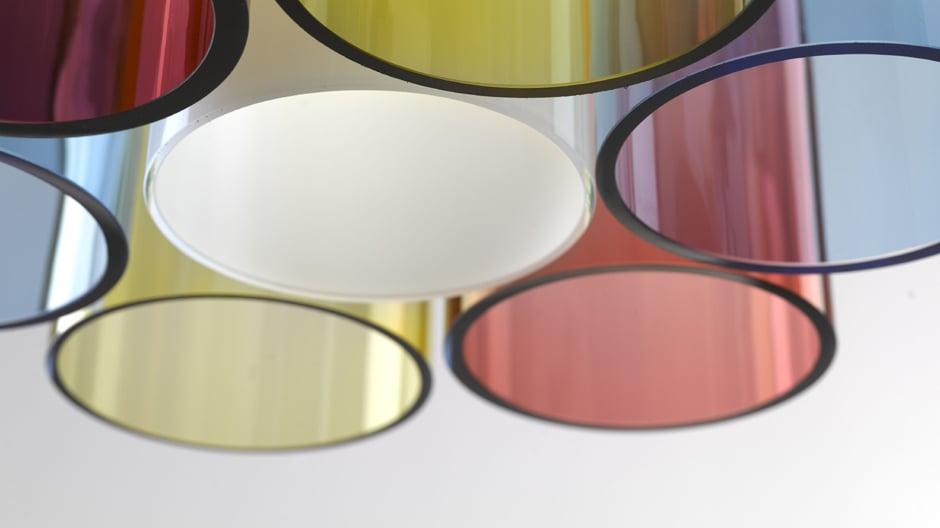 Es lebe die Farbe! Arik Levy, RGB Jar, Lasvit