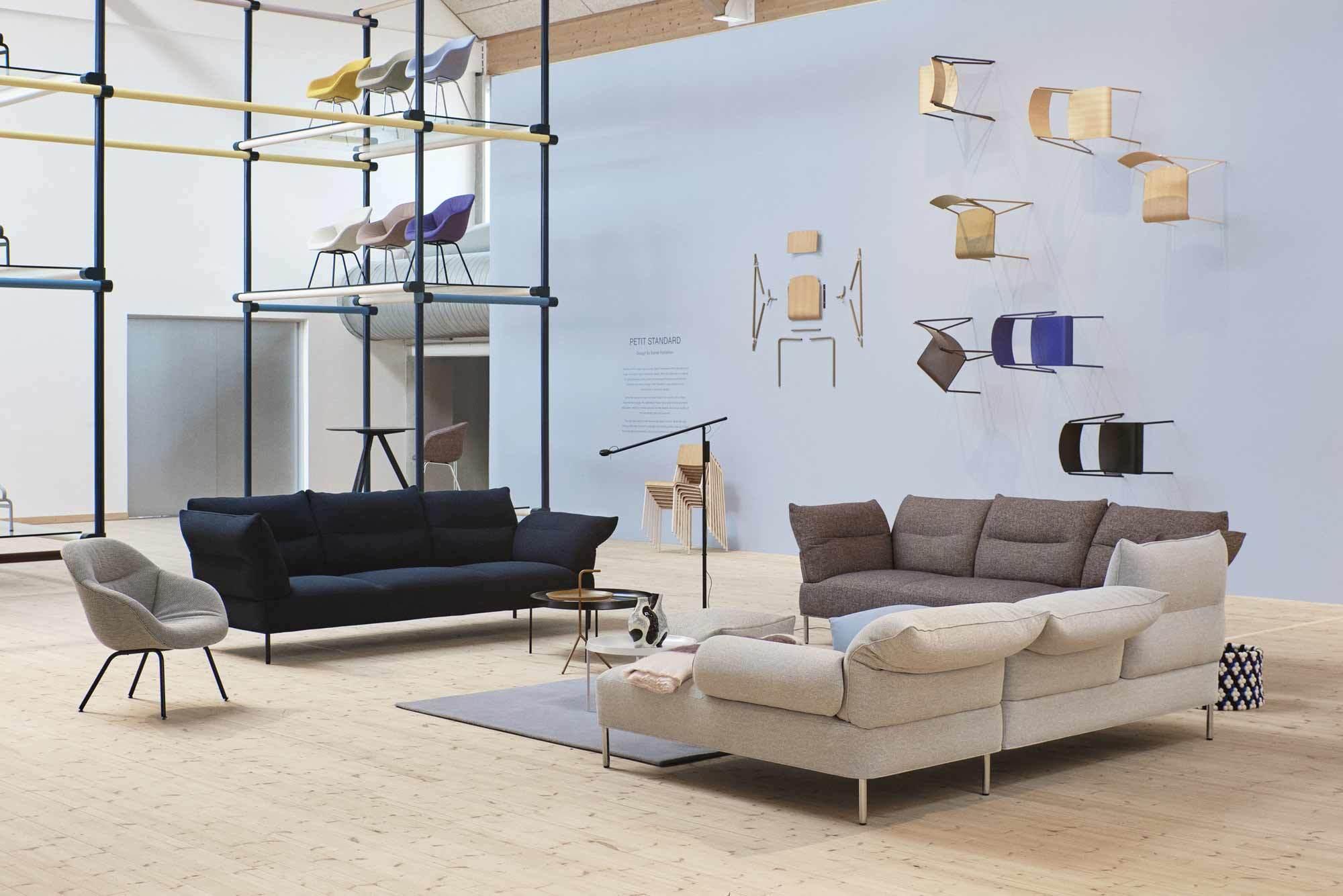 Hay Gallery im Rahmen von 3 Days of Design in Kopenhagen