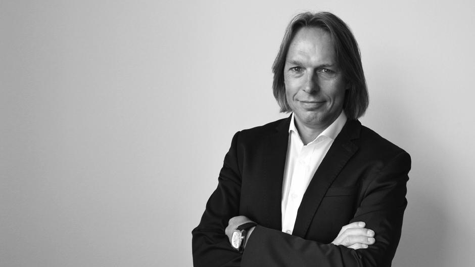 Hans-Jörg Müller, Leiter für Produkt und Design bei Gira