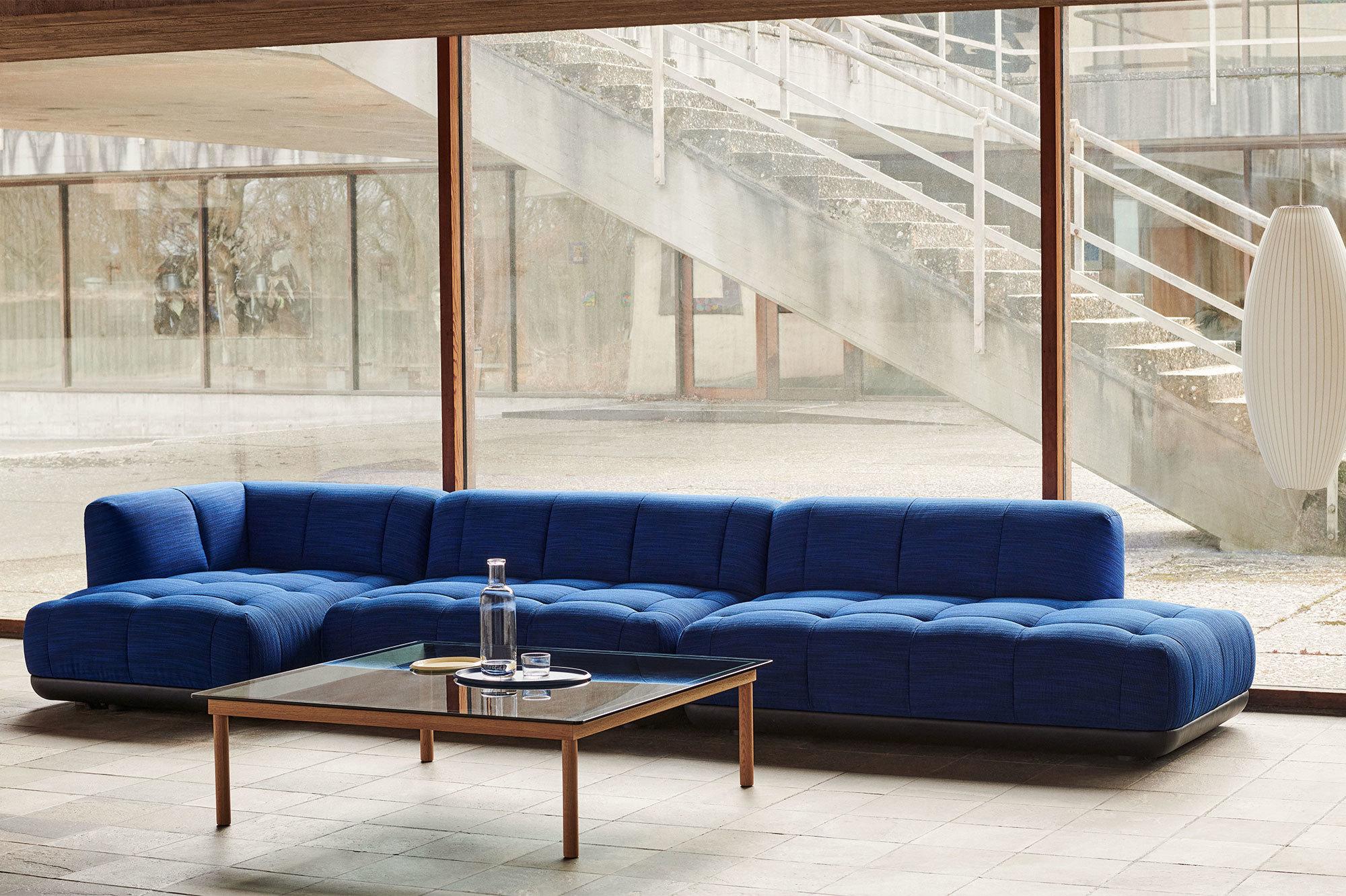 Sofa Quilton von Doshi Levien für Hay