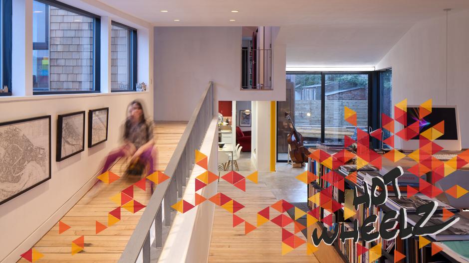 Ramp House, Bild: David Barbour / architecture chambersmcmillan