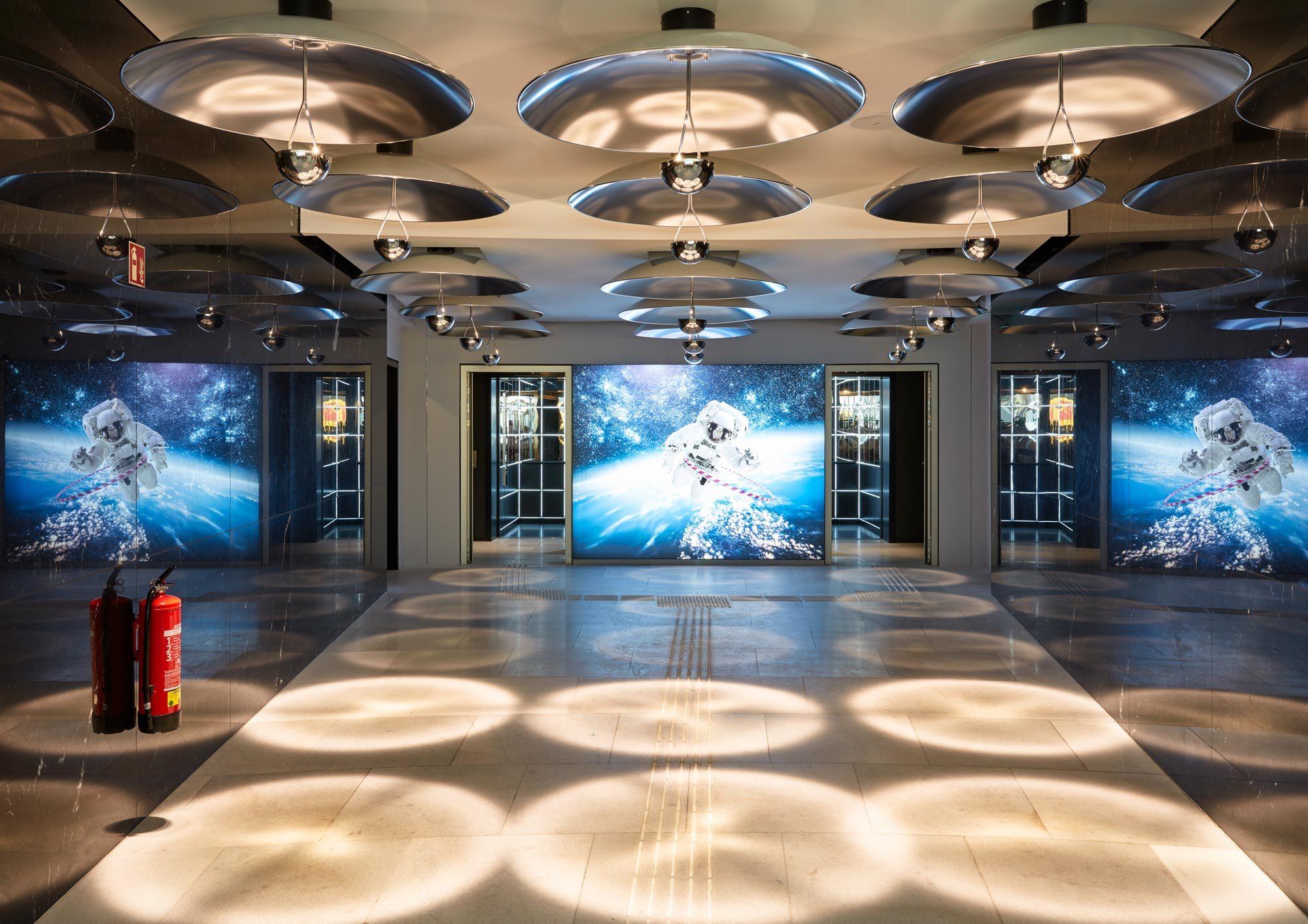The Circle - 25hour Hotel, Köln, agLicht GbR, Foto: Steve Herud