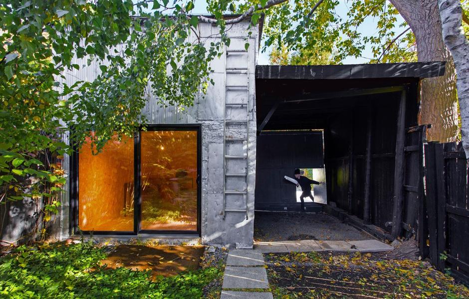 Studio IN 1, Montreal, 2017, Foto: François Bodlet