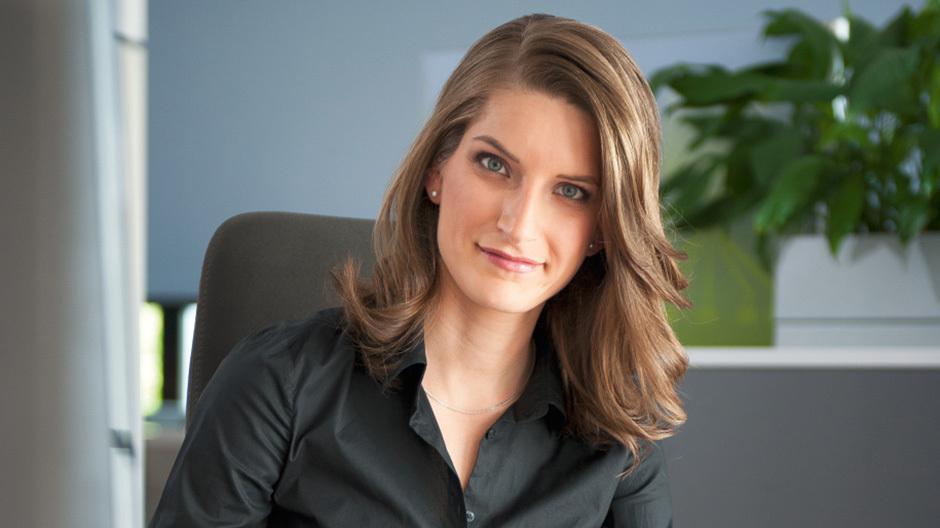 Judith Daur studierte Industriedesign an der Hoschschule Darmstadt und entdeckte dort früh ihre Leidenschaft für technische Herausforderungen.