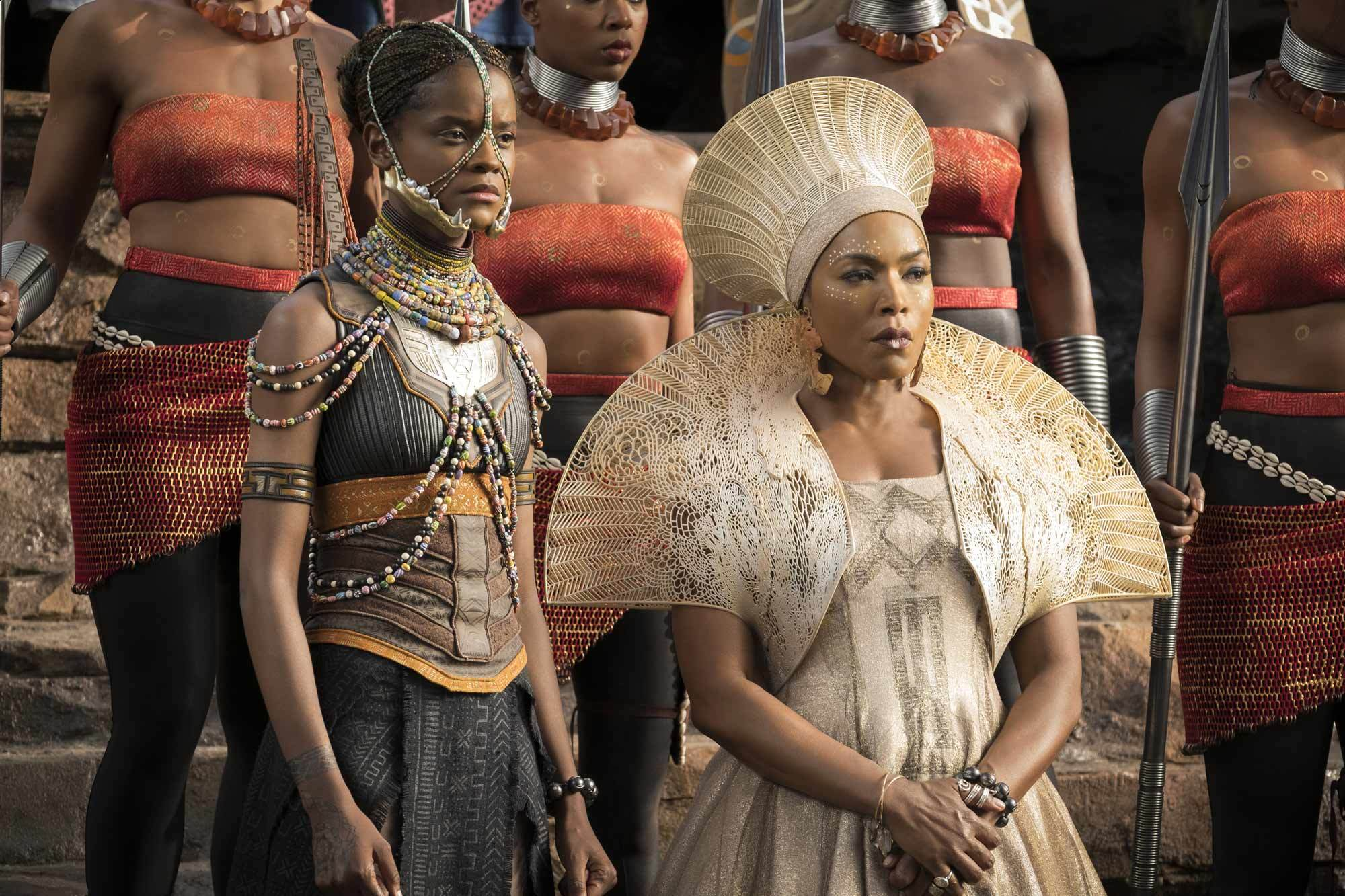 Black Panther mit Ruth E Carter, Foto: Marvel Disney