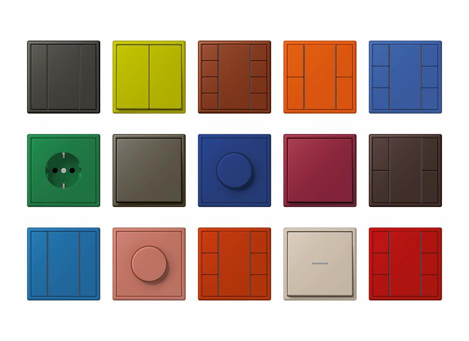 LS 990 Les Couleurs ®Le Corbusier