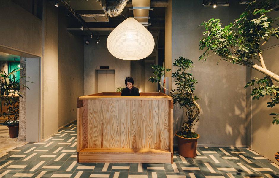 K5 Hotel, Tokio, Foto: Yikin Hyo