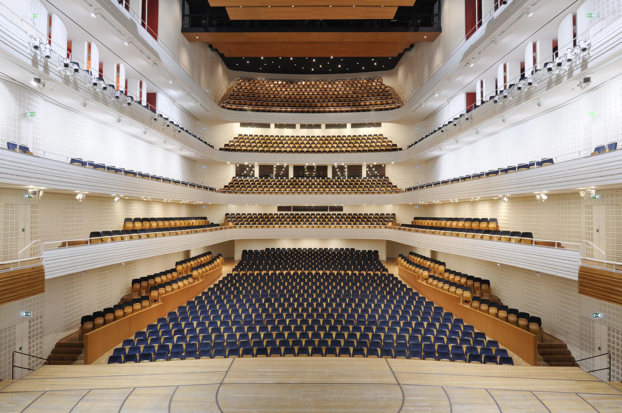 Kultur- und Kongresszentrum Luzern (KKL), Foto: Daniel Kuhn