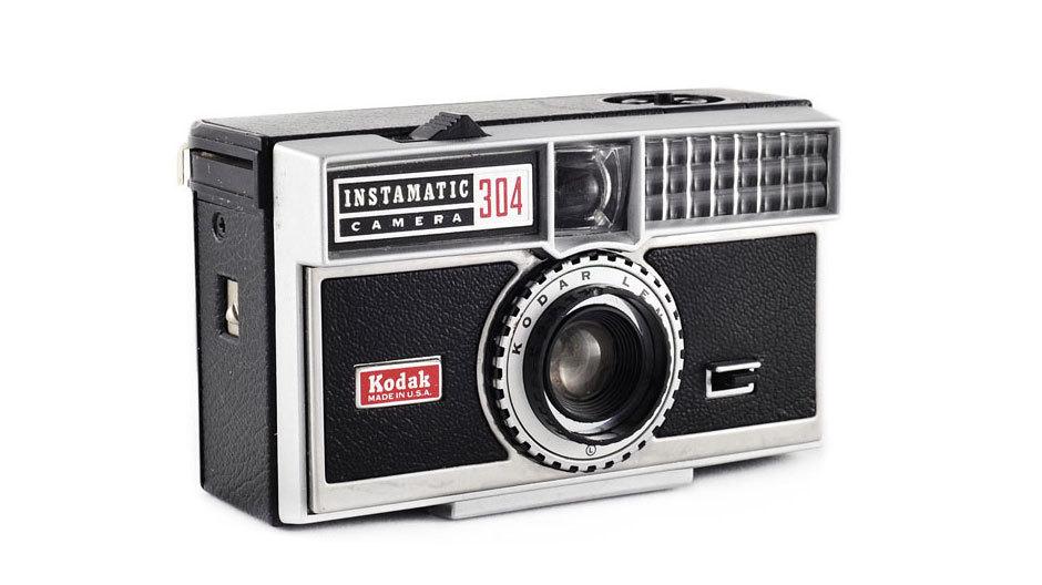 KameraInstamatic 100für Kodak / 1963