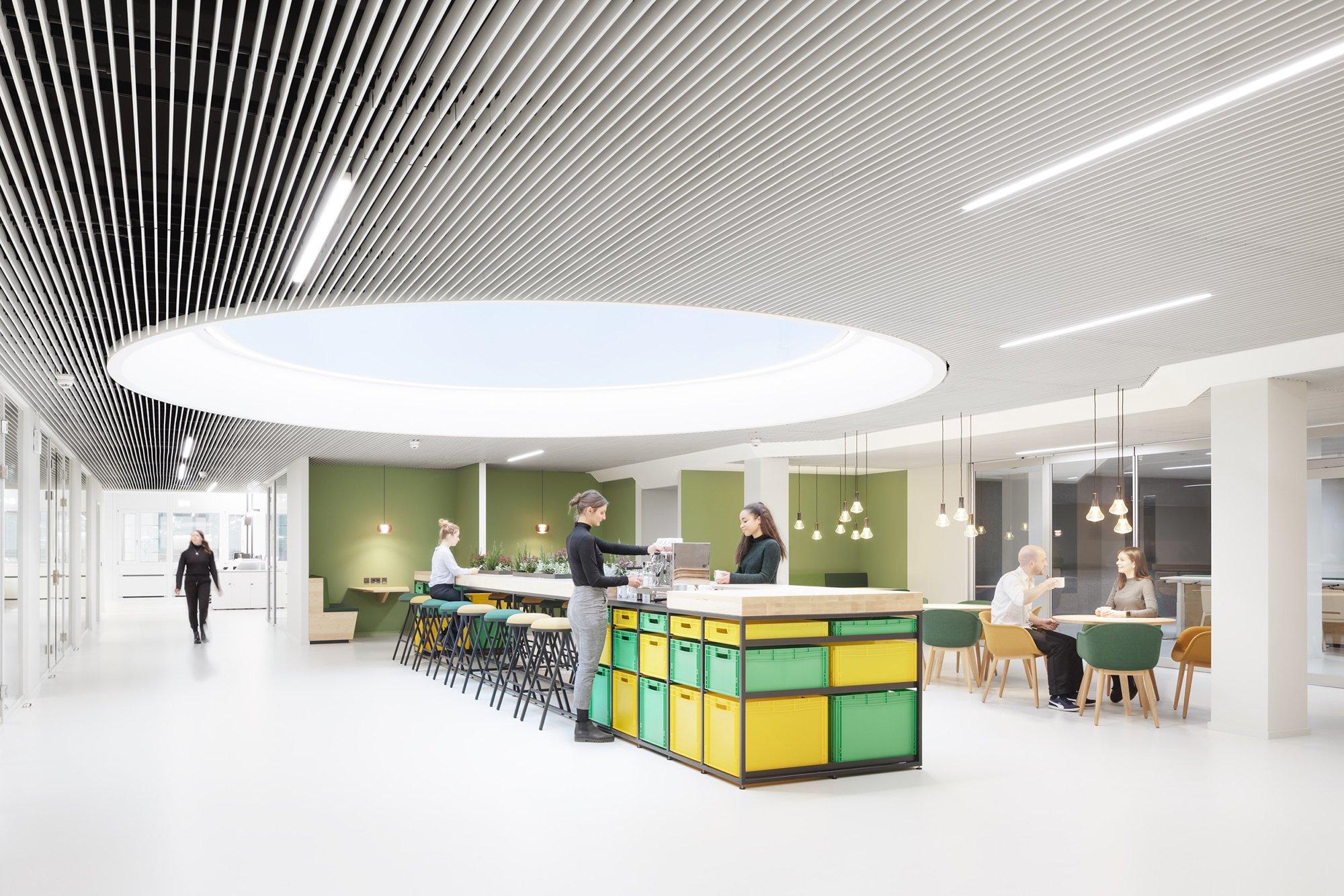 Projekt: Deutscher Sparkassen- und Giroverband in Berlin ©Schnepp Renou