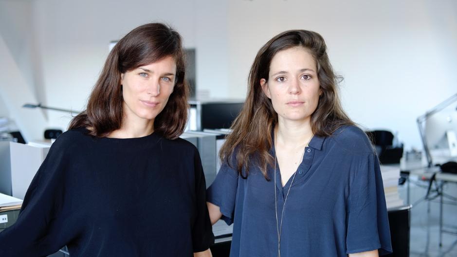 V.l.n.r.: Margit Sichrovsky und Kim Le Roux, Foto: © LXSY Architekten