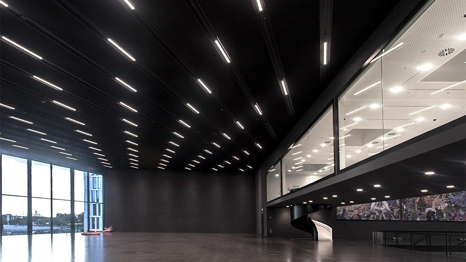 Realities United, Futurium Berlin, Lichtdesignpreis 2019 in der Kategorie Museum. Foto: Daniel Slota