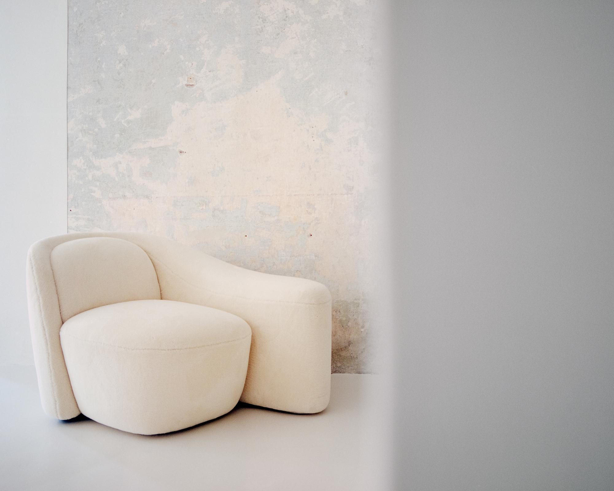 Loro Piana Interiors / ChaiselongueThe Palm Duet von Raphael Navot / Foto: Loro Piana