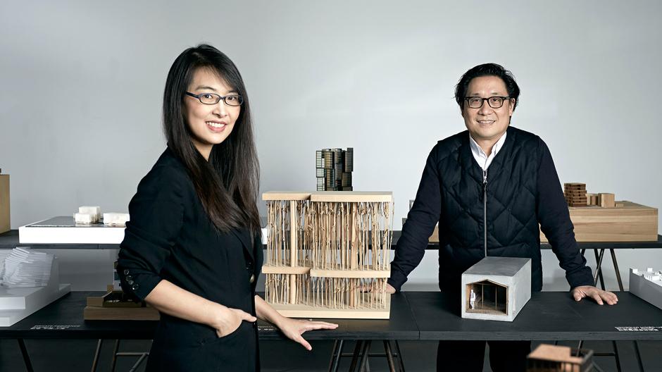 Rossana Hu und Lyndon NeriFoto: Zhu Hai