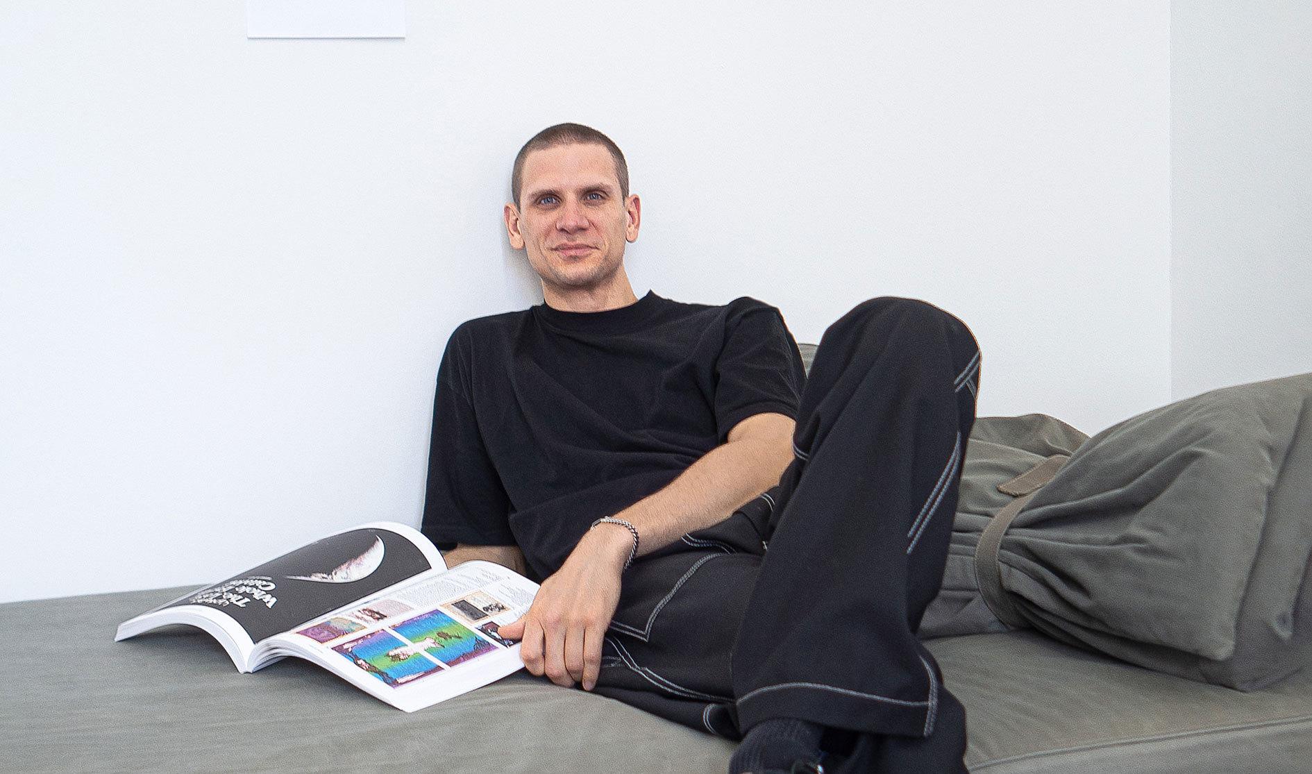 Benjamin Unterluggauer, Foto: Jonas Fischer