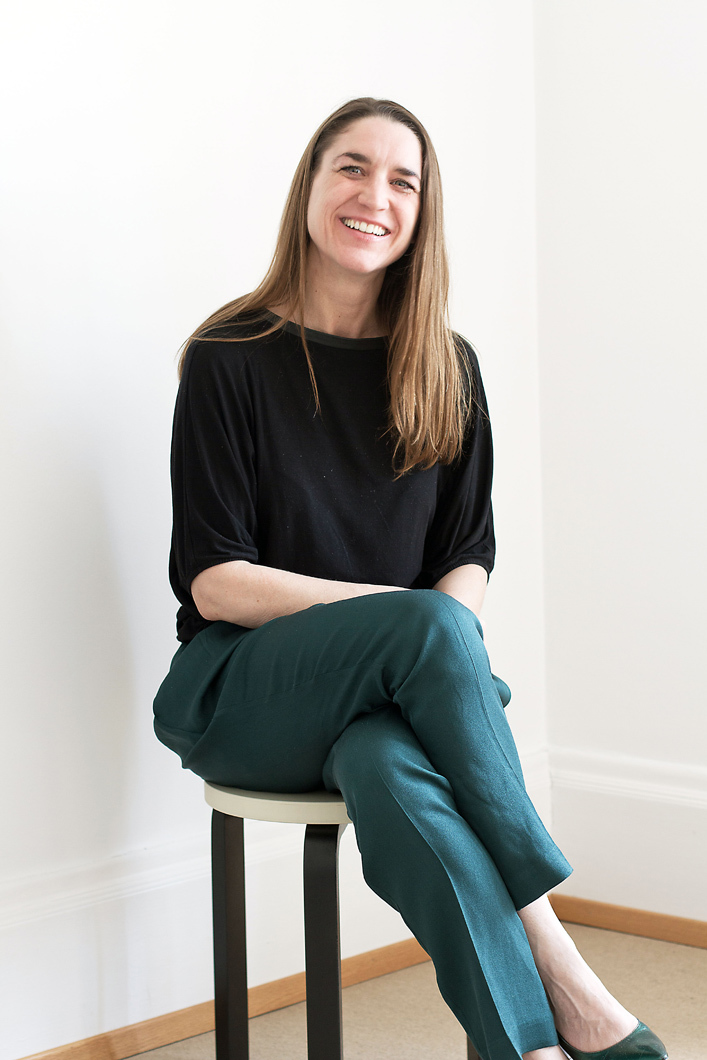 Marianne Goebl arbeitet seit 2015 Managing-Director bei Artek, Foto: Susanne Günther