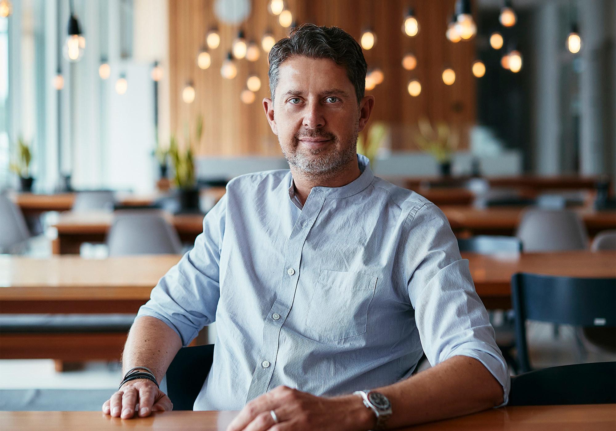 Michael Ress ist CEO der Ress Möbelwerktstätten und dem Möbellabel Schönbuch.