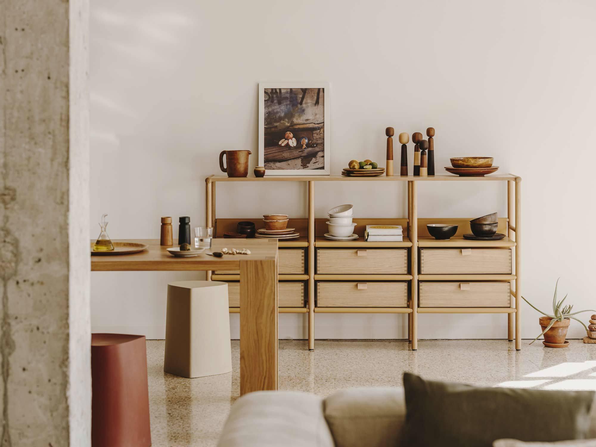 Mya für Burgbad, Design: Lievore + Altherr Désile Park, 2020, Foto: Salva Lopez