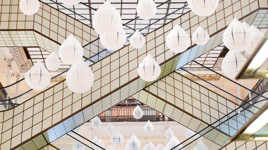 2020 findet die Ausstellung Carte Blanche schon zum fünften Mal statt. Foto: Nendo