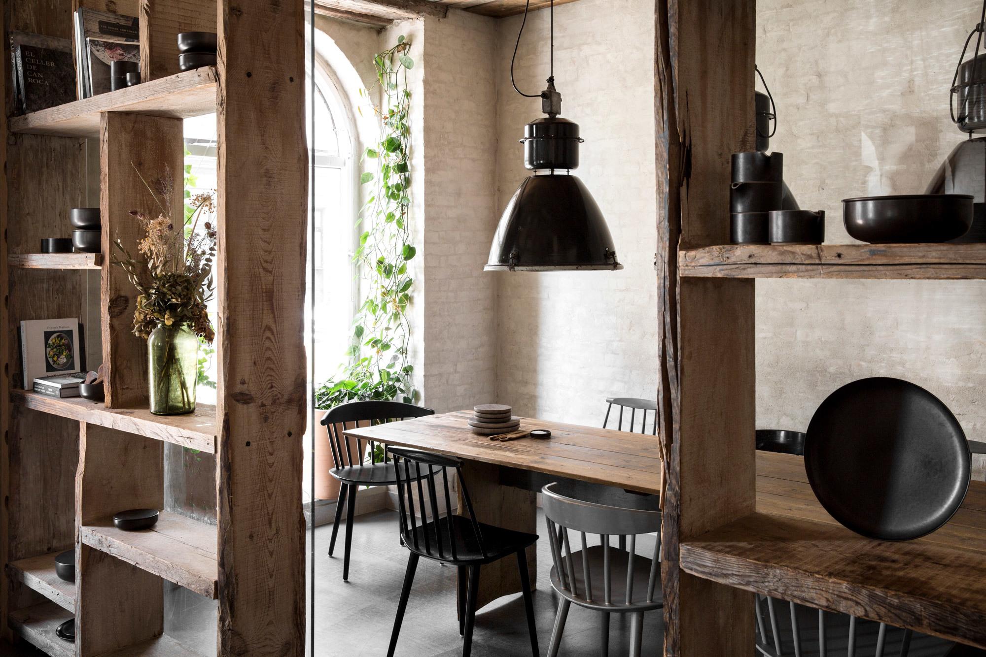 Restaurant Höst, Kopenhagen, 2014, Foto:Jonas Bjerre-Poulsen